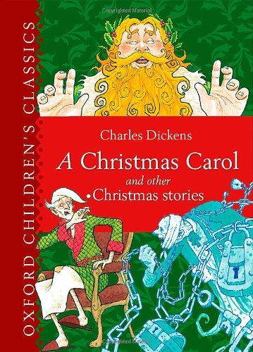 Oxford Children's Classic A Christmas Carol Other Christmas Stories Book HB NEW 0192745514 | eBay