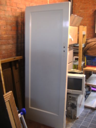 So I Just Bought These Single Panel 1930s Interior Doors Tall Cabinet Storage Doors Interior Interior