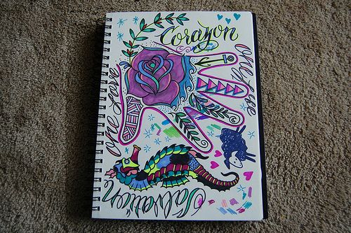 Cool Things To Draw With Sharpies Huge Set Of Diffe Colored They Re Super Fun