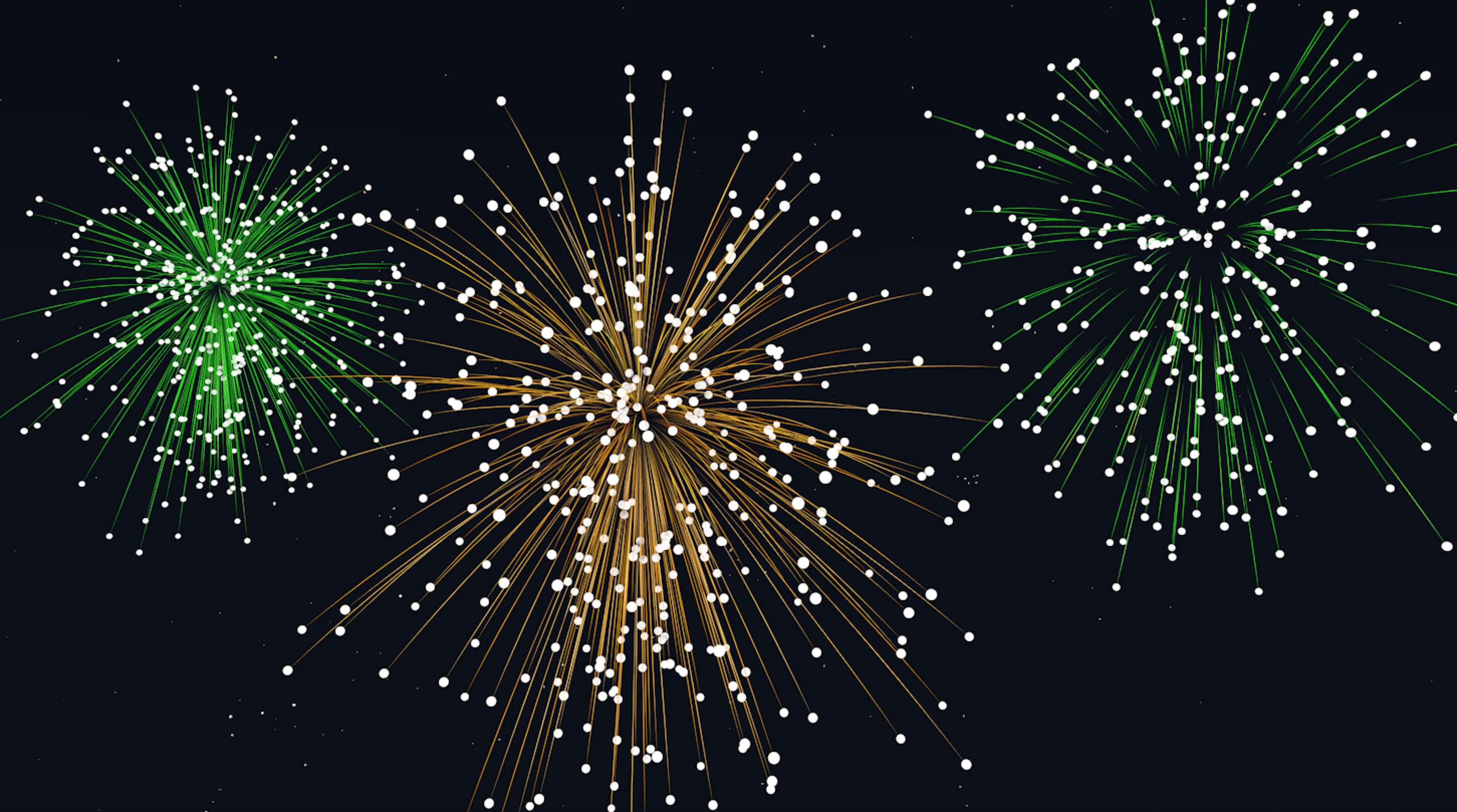 3D Sparkles Firework making in Cinema 4D Tutorial how to make 3d