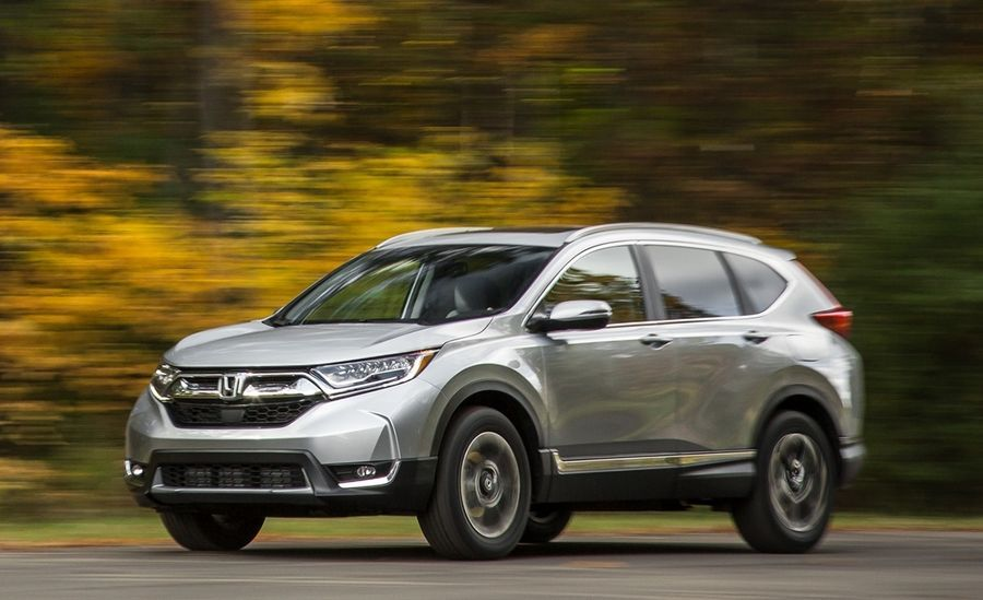 2020 Honda Cr V Review Pricing And Specs With Images Honda Cr Honda Awd