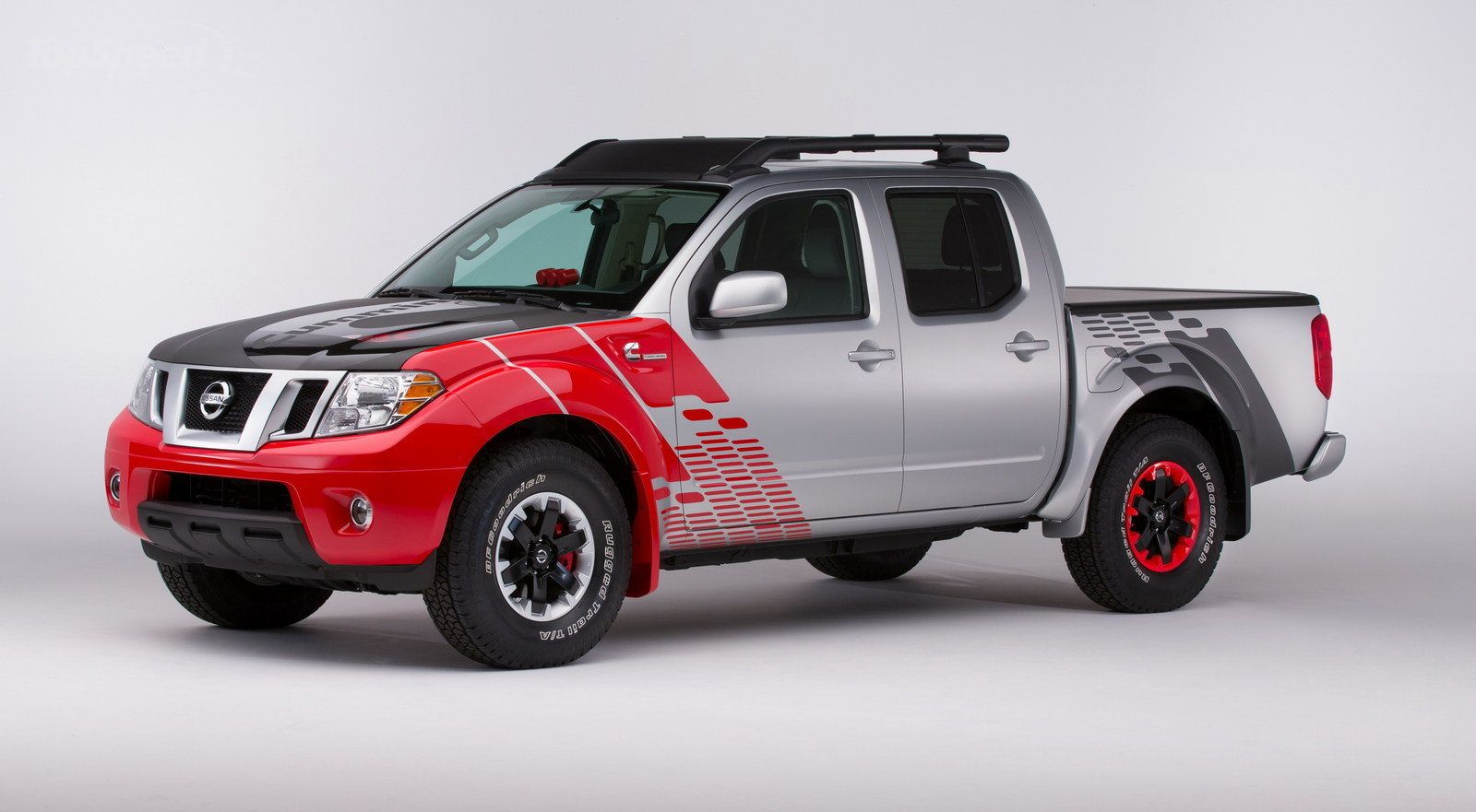 The nissan frontier diesel runner powered by cummins is not your typical mars rover like concept vehicle it is a project truck created to test the waters