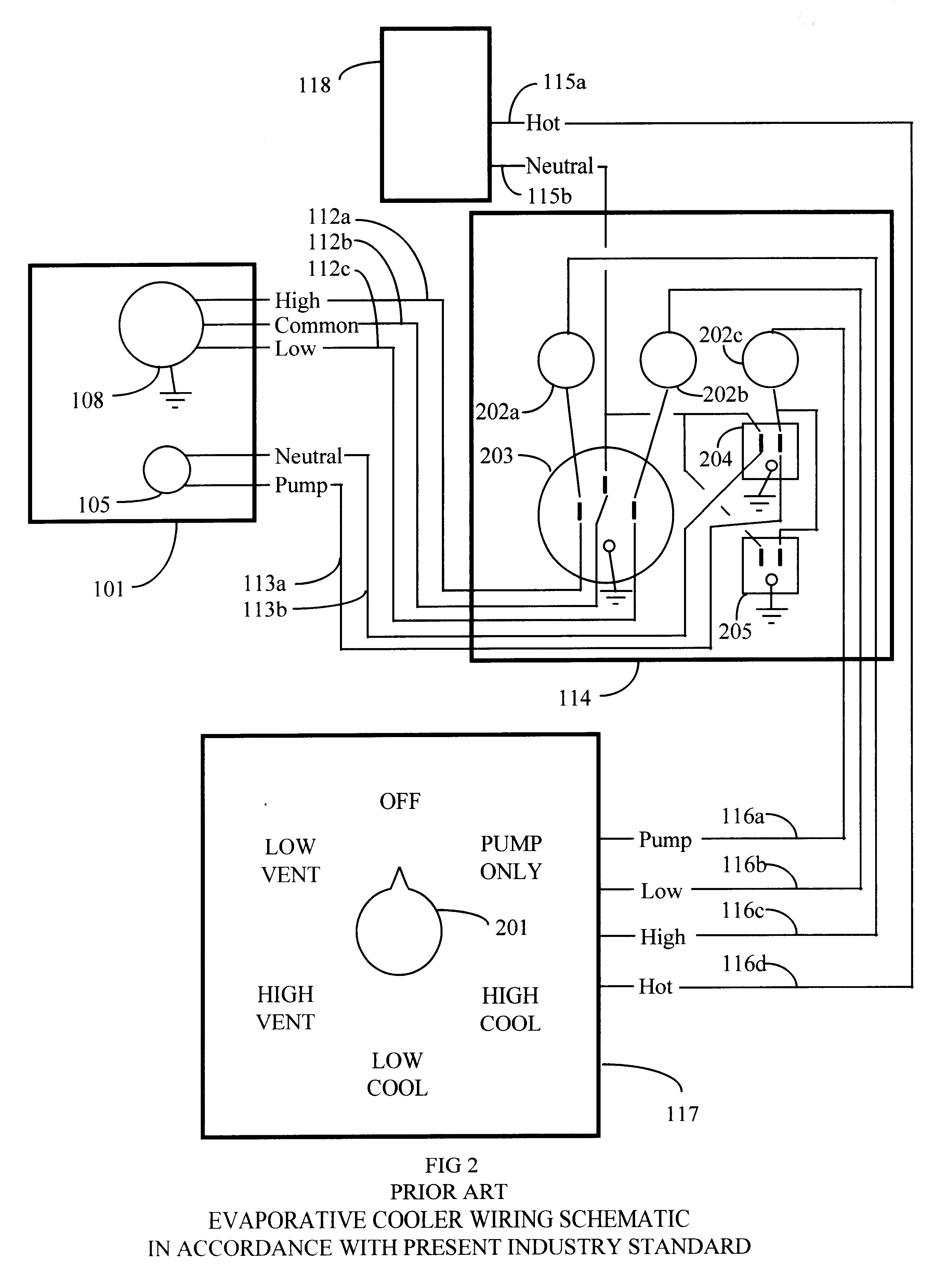 Swamp Cooler Plug Wiring Diagram Diagrams Schematics For Electronica