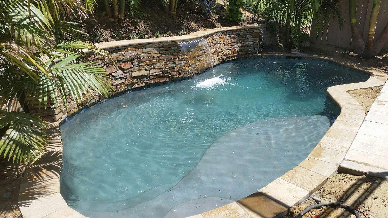 Morgan Family Pools In Ca Family Pool Pool Swimming Pools