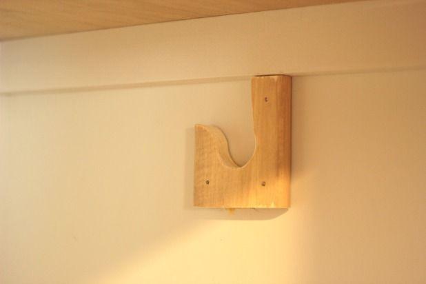 Easy Diy Wall To Wall Closet Wall Closet Closet Rod Wooden Closet