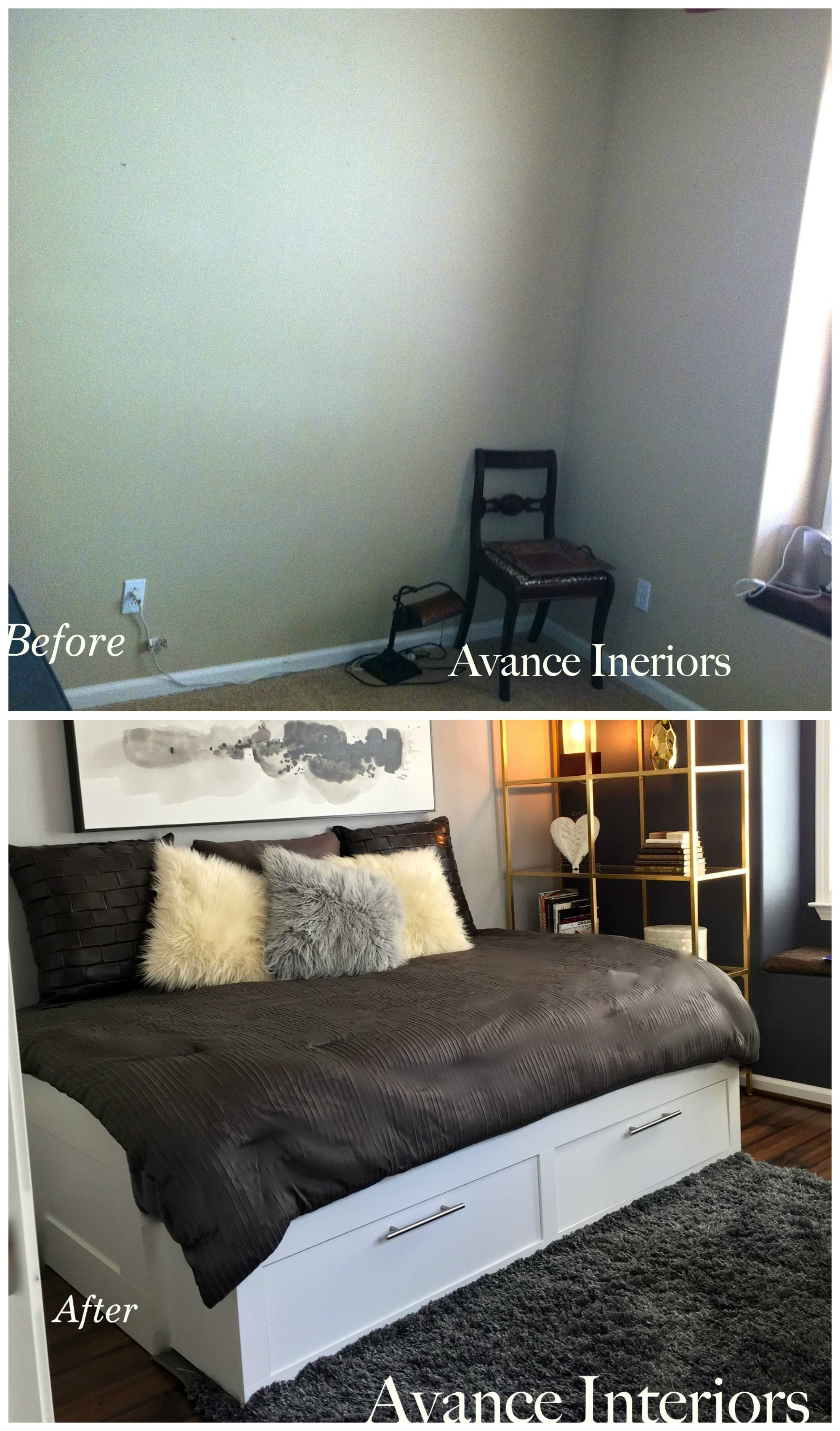 Before And After Home Decor Home Goods Home