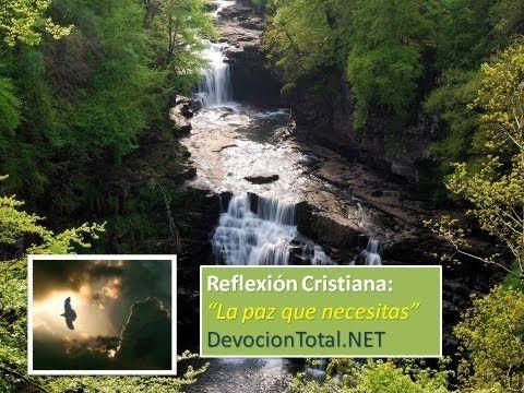 [La paz que necesitas] Videos Devocionales Cristianos N° 8
