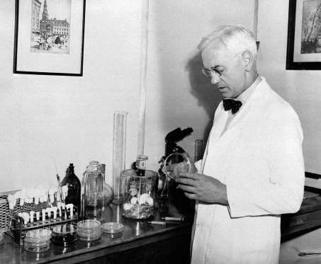 Penicillin The World S First Antibiotic Was Discovered