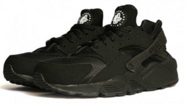 7985c1e281 nike huarache womens black - Google Search | Footware | Sneakers ...