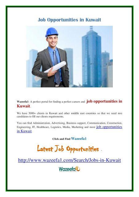 Find latest jobs in Kuwait  | Jobs in Kuwait | Construction jobs