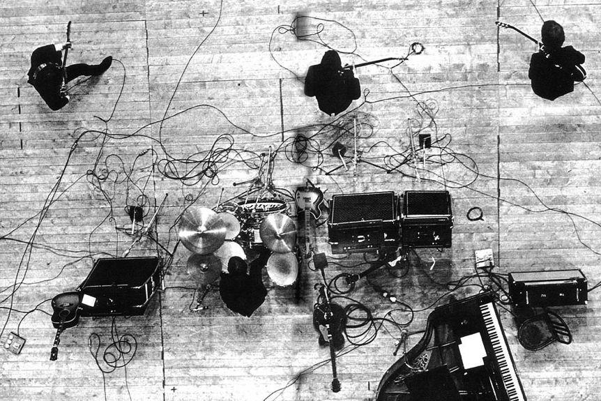 PALAIS DES SPORTS. The Beatles, Paris, '65...