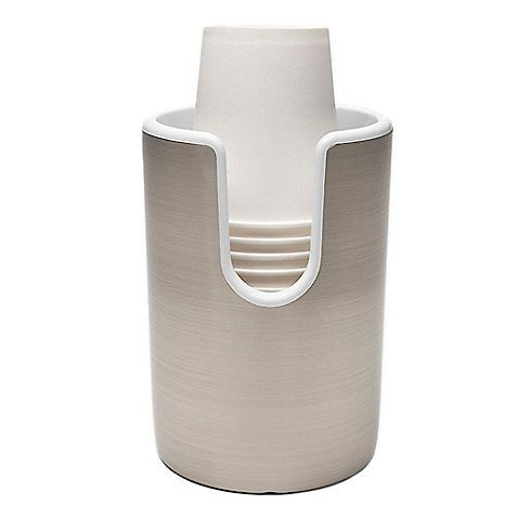 The Oxo Good Grips Paper Rinse Cup Dispenser Offers Convenient