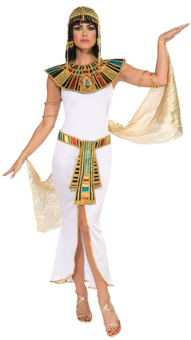 Deluxe Cleopatra Costume - Egyptian Costumes  sc 1 st  Pinterest & Deluxe Cleopatra Costume - Egyptian Costumes | Fall2014 Egyption ...