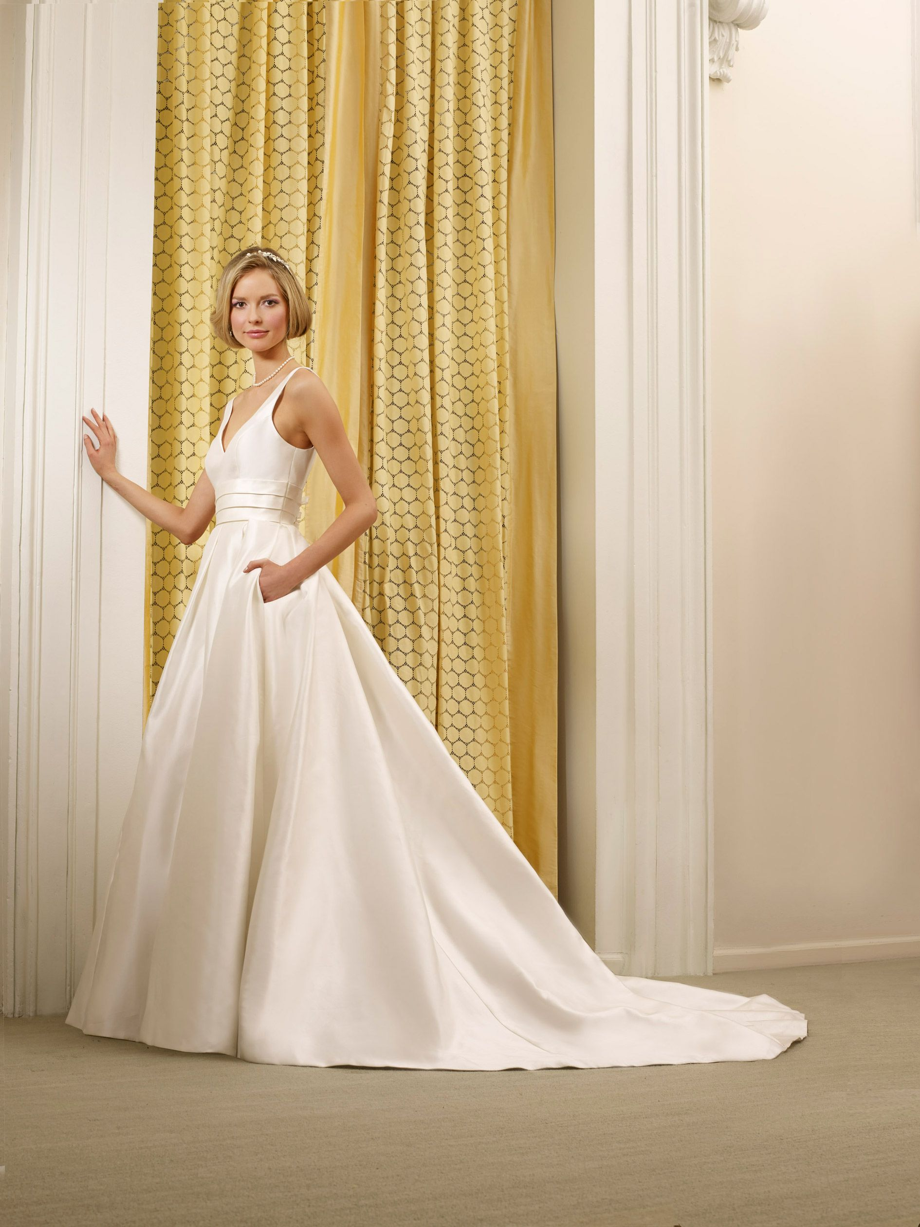 Wedding dress with bow on back  savannahbackview  My Bride Style Board  Pinterest  chats