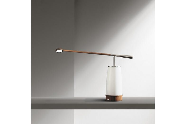 Afo Table Lamp by Chi Wing Lo for Space