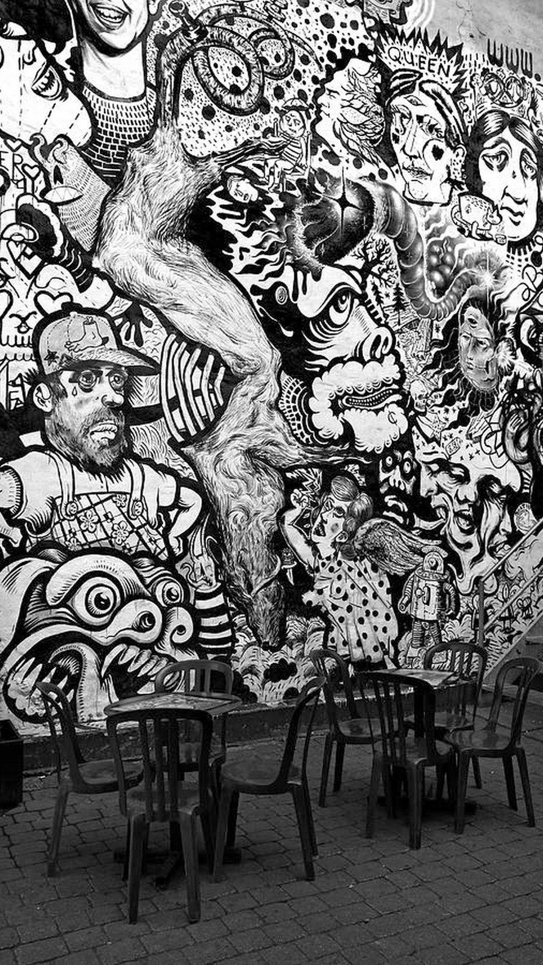 Graffiti Art Wallpaper Android 2019 Android Wallpapers Arte Urbano Arte Urbano