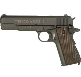Tanfoglio 1911 Full Metal 4.5mm CO2 Blowback Gun