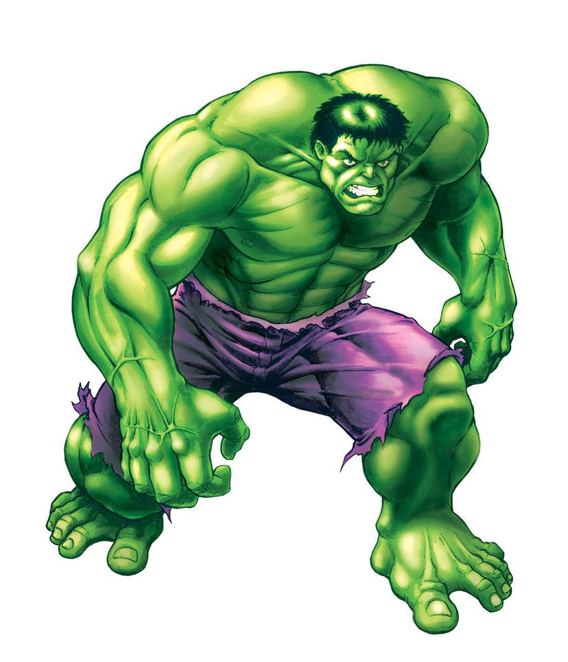 The Incredible Hulk Is An American Animated Television
