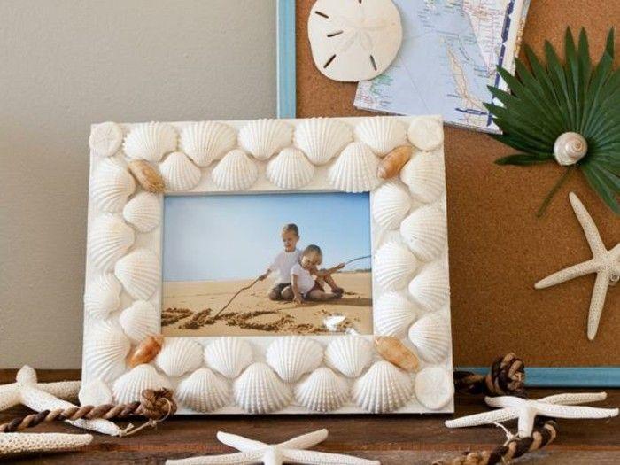Pinterest - Decoration coquillage mer ...