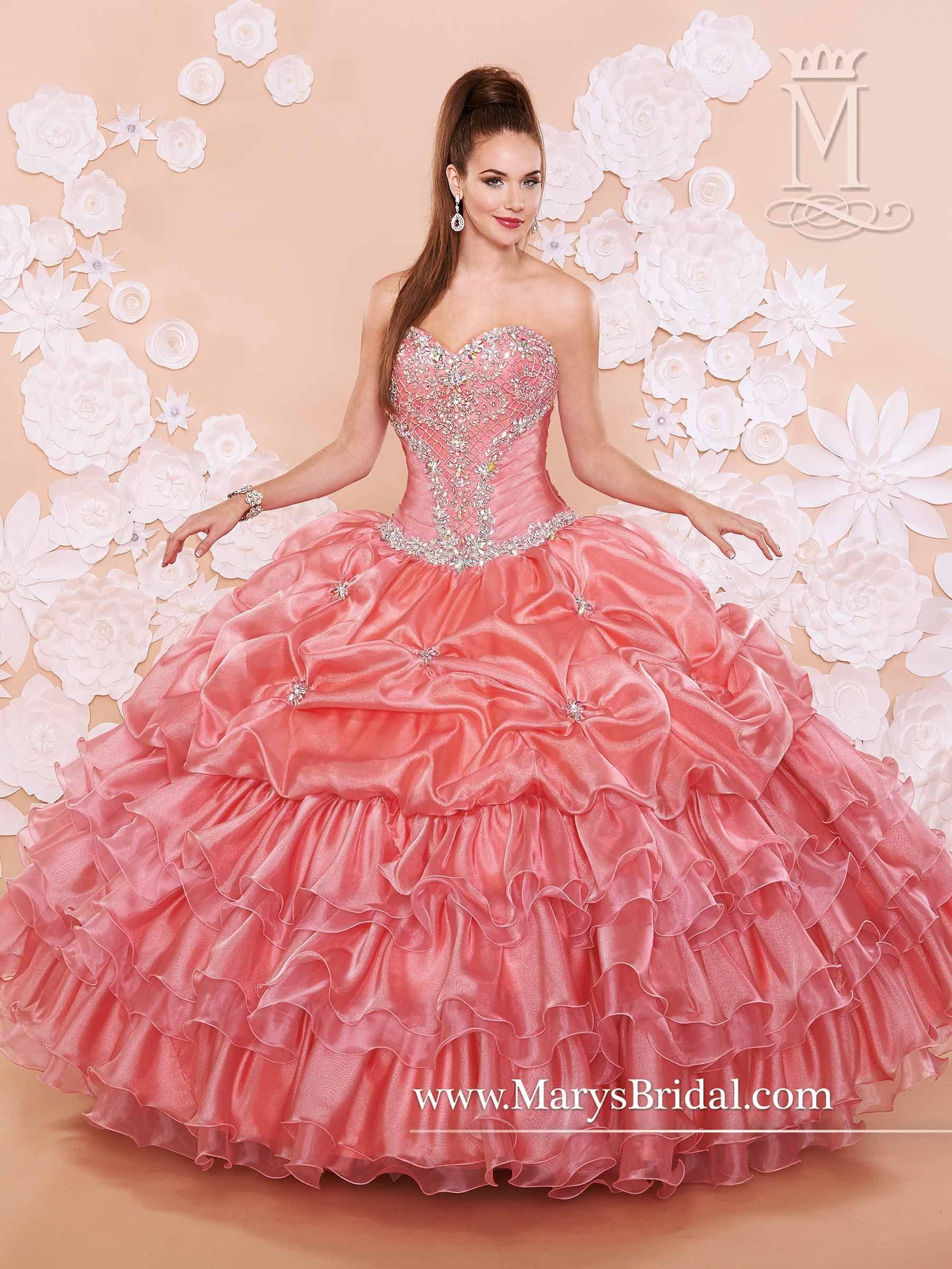 F15-4Q371 | Quinceanera Gowns | Pinterest | 15 años, Años y Mis ...