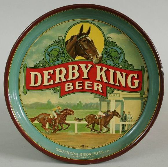 vintage beer trays | Southern Breweries Incorporated | Antique Beer Trays
