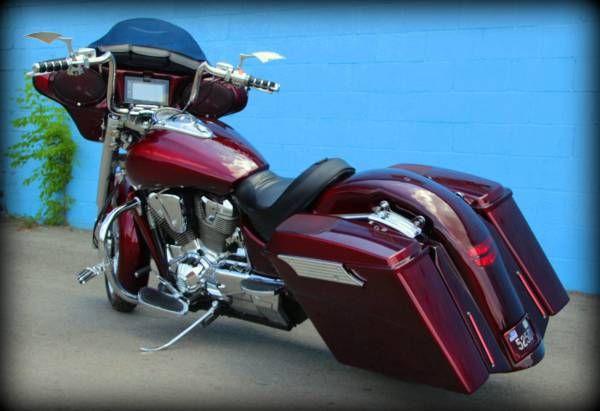 honda vtx bagger | honda vtx 1800n 2004 custom bagger - VTX Photo Gallery