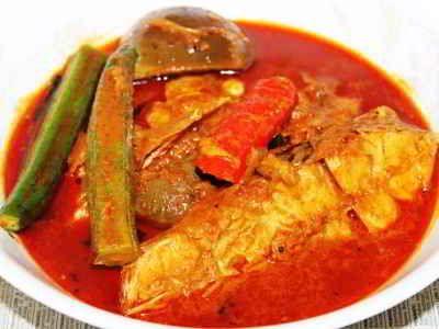 Resep Kari Ikan Kakap Merah Ala Padang Paling Enak Bumbu Balado Resep Masakan Pedas Resep Sederhana Resep Masakan Cina