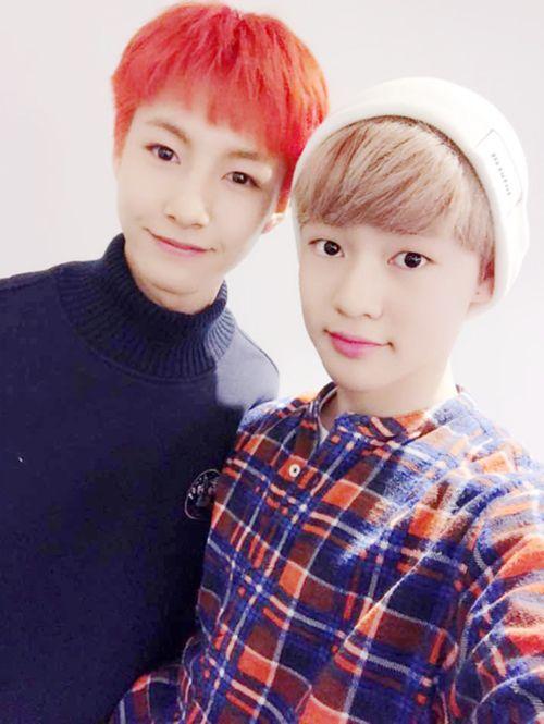 NCT 엔씨티 Nct Dream - RENJUN & CHENLE