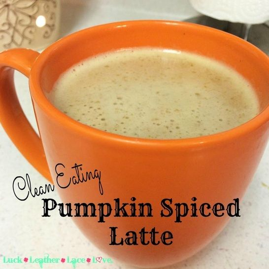 Pumpkin Spiced Latte (With Images)