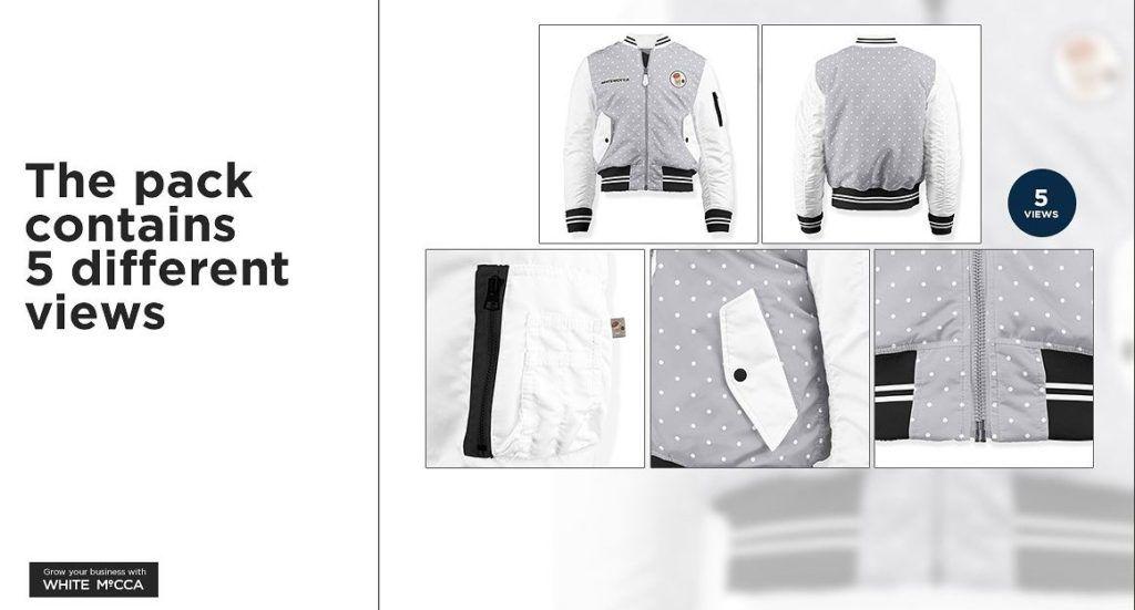 Download Jacket Mockup Varsity And Bomber Jacket Templates Psd Texty Cafe Jackets Templates Mockup Templates