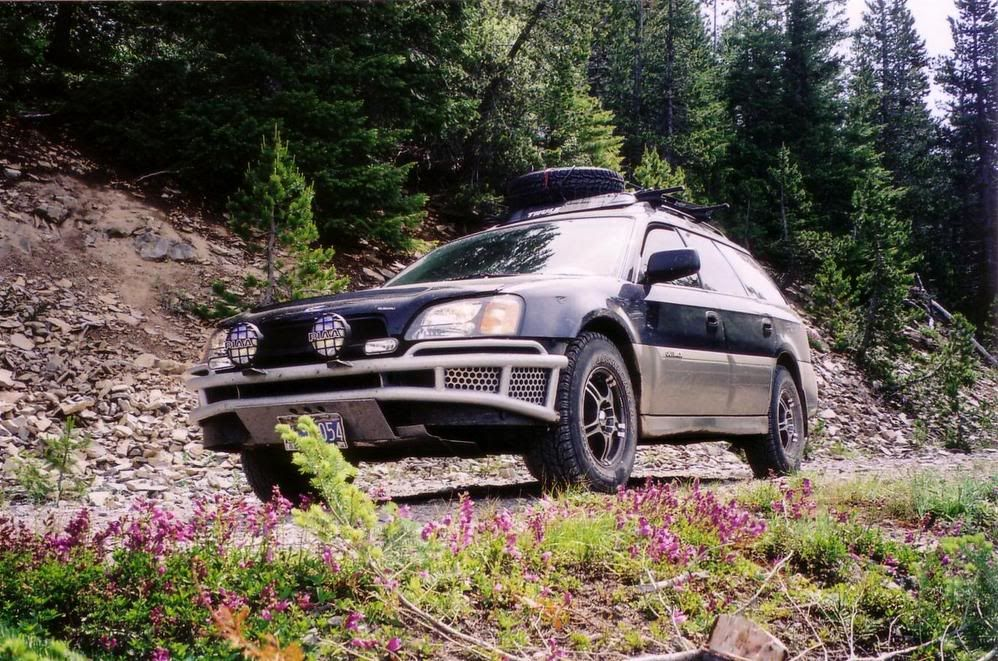 Outback Sport Off Road Styles Subaru Impreza Rs Forum