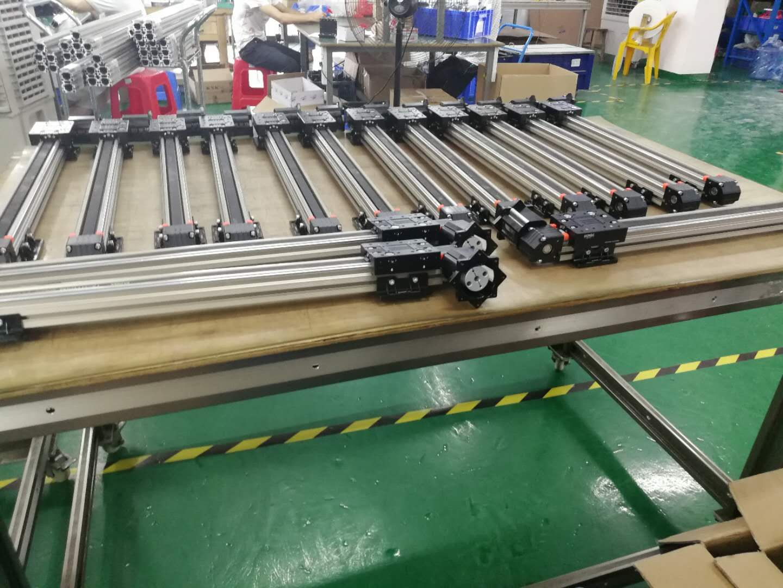 Beautiful design linear guide rail module for beautiful