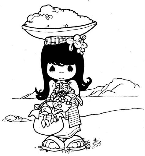 Beach girl coloring page | TEXTURES FOR DRAWING/PAINTING/QUILTING ...