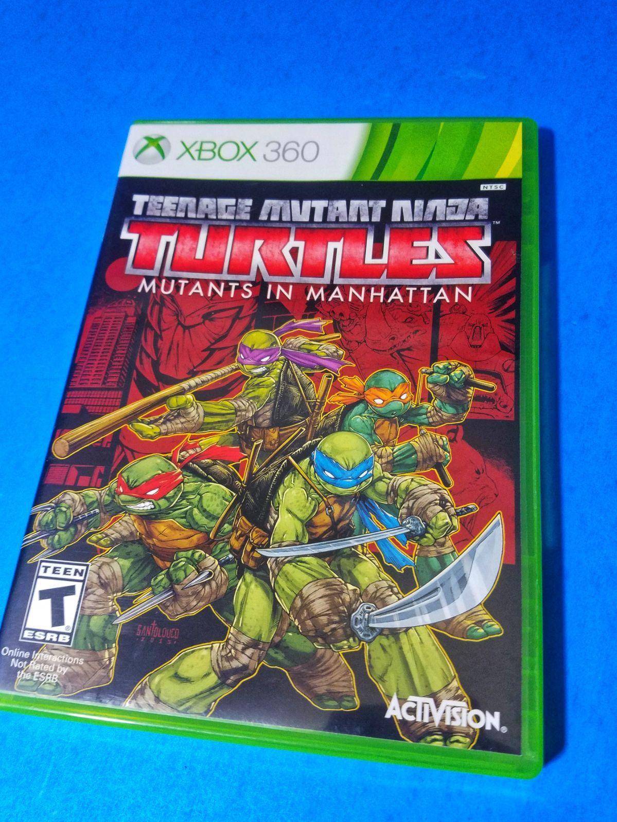 Teenage Mutant Ninja Turtles Mutants In on Mercari