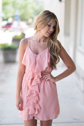 Put on the Spot Dress – Dress Up