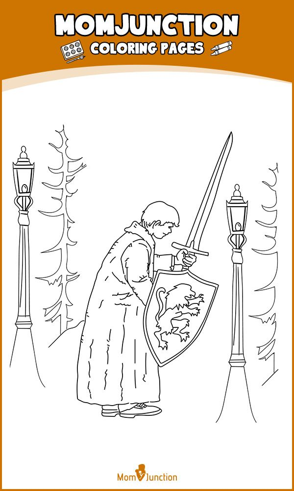 10 Free Printable Narnia Coloring Pages For Your Toddler Coloring Pages Narnia Coloring Pages For Kids
