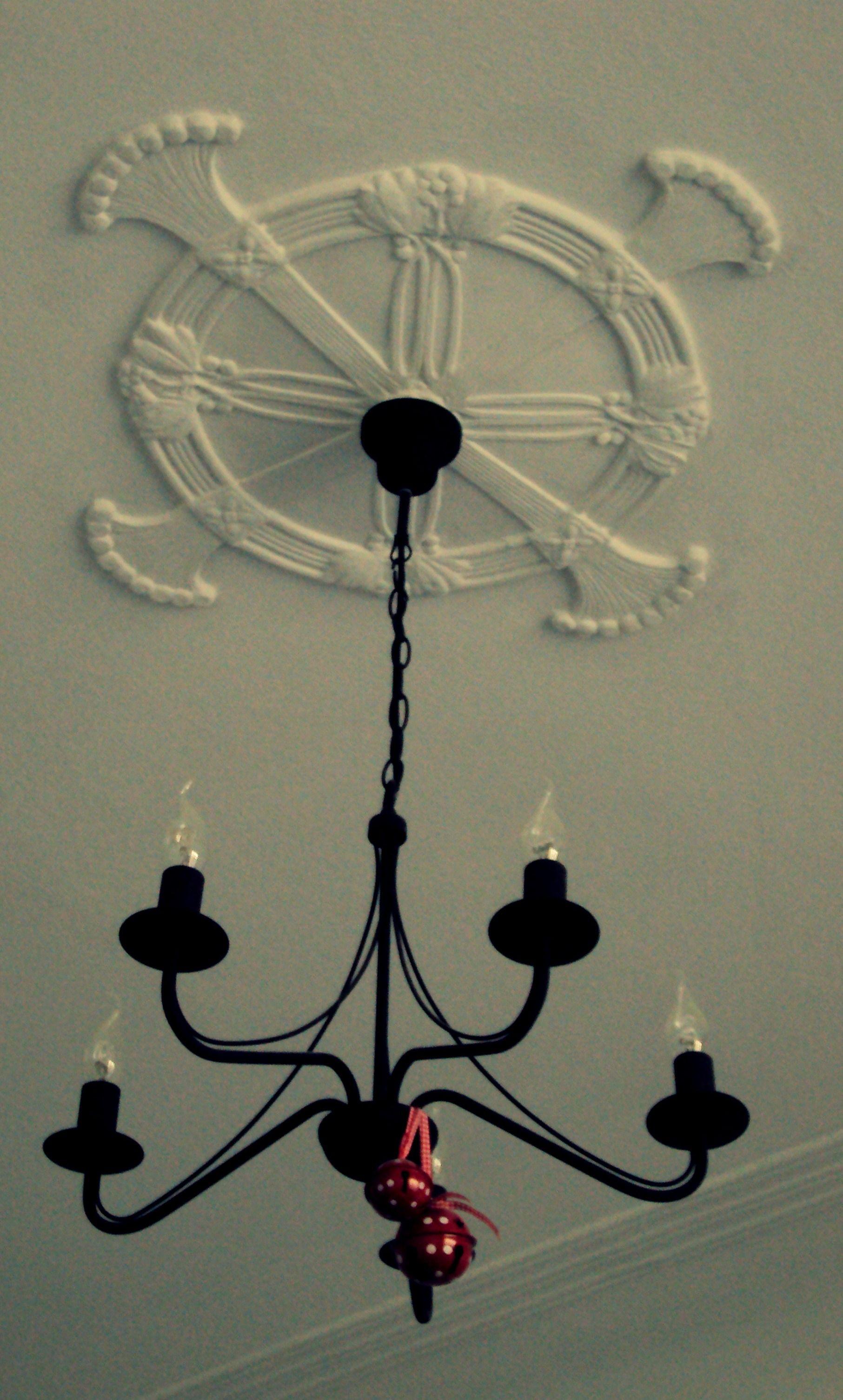 Mein Wohnzimmer-Kronleuchter :)