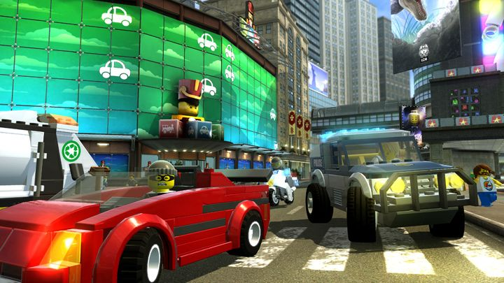 LEGO® City: Undercover #game | Games for Kids | Pinterest | Play ...