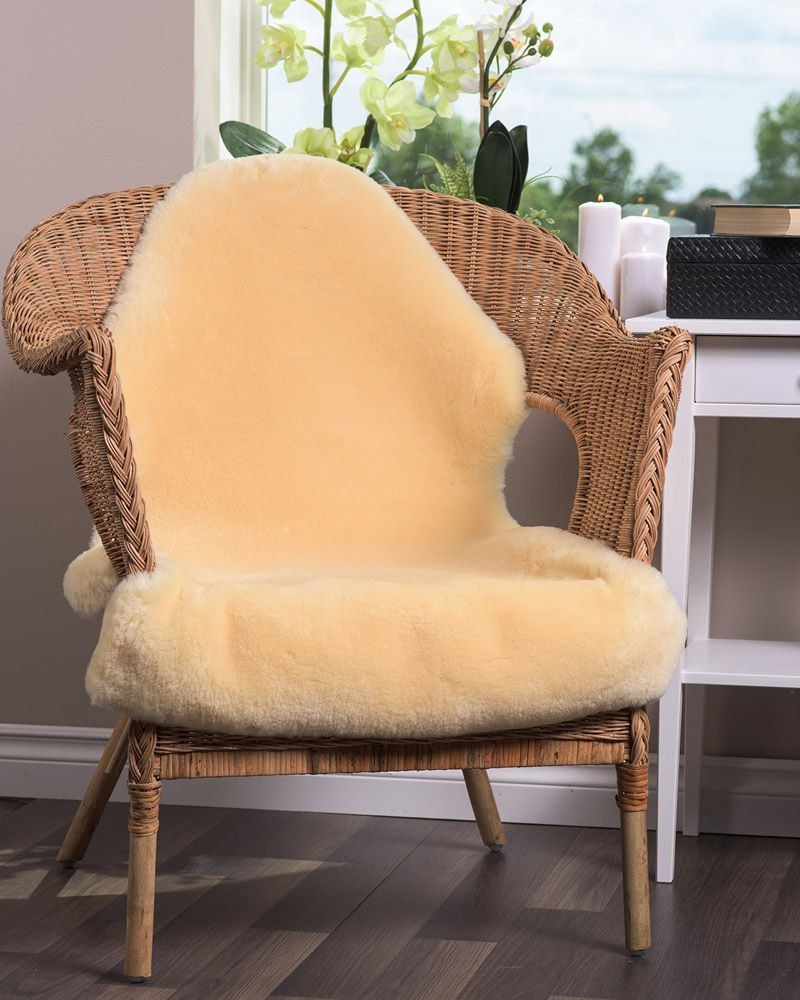 Medical Sheepskin Pad Grade A Bed sores, Bed pads