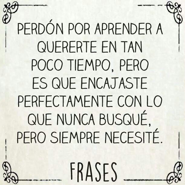 Perdon Citas Pinterest Frases Citas Y Amor