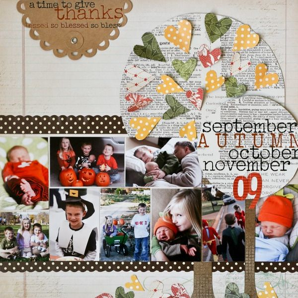 Autumn 09  *Studio Calico November kit*