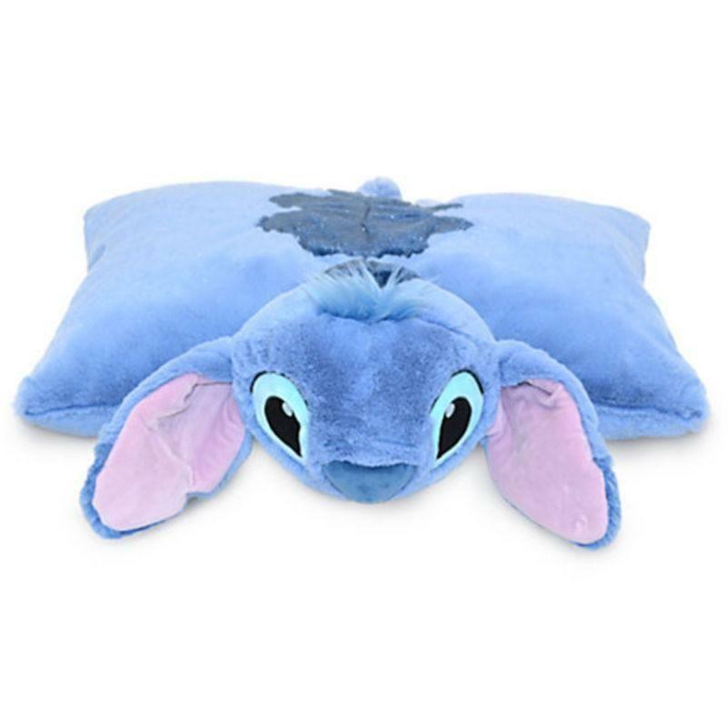 Disney Stitch Plush Pillow Plush Toy Pet Doll Lilo