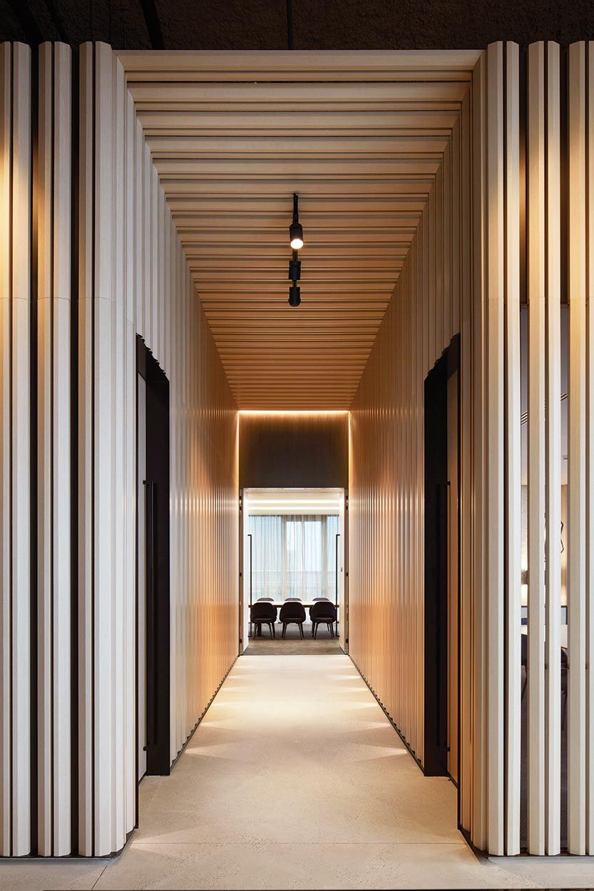 Corrs Chambers Westgarth Melbourne / Bates Smart