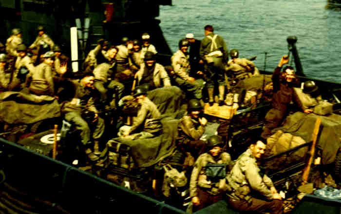 US D-day 6 June 1944