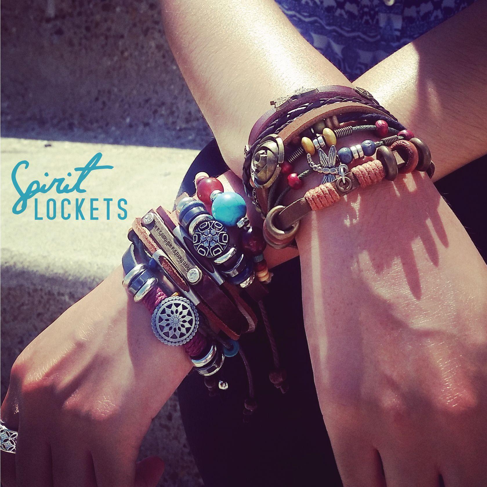 Layer on the #Boho Bracelets!