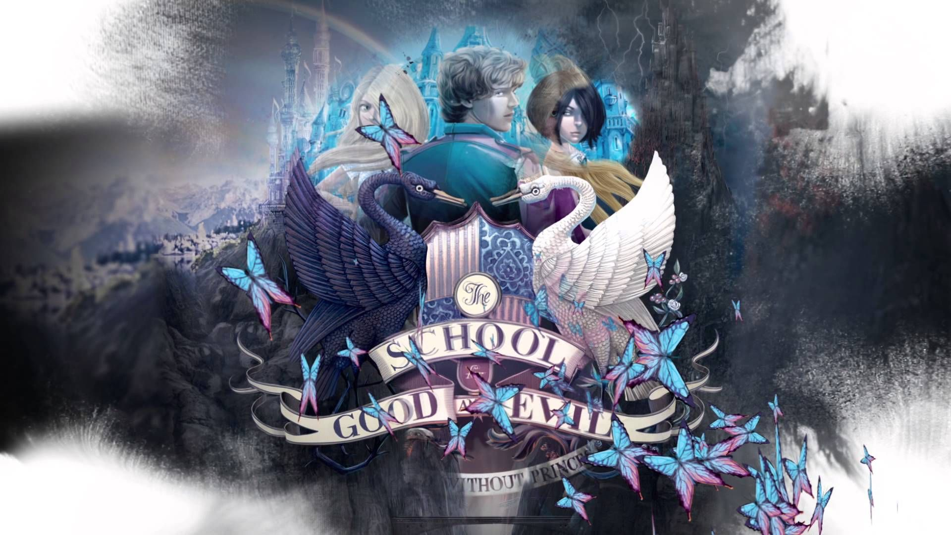 The School For Good And Evil Film