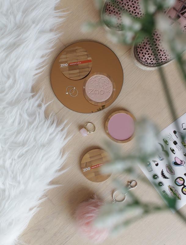 Impressive organic makeup that works like a charm ZAO