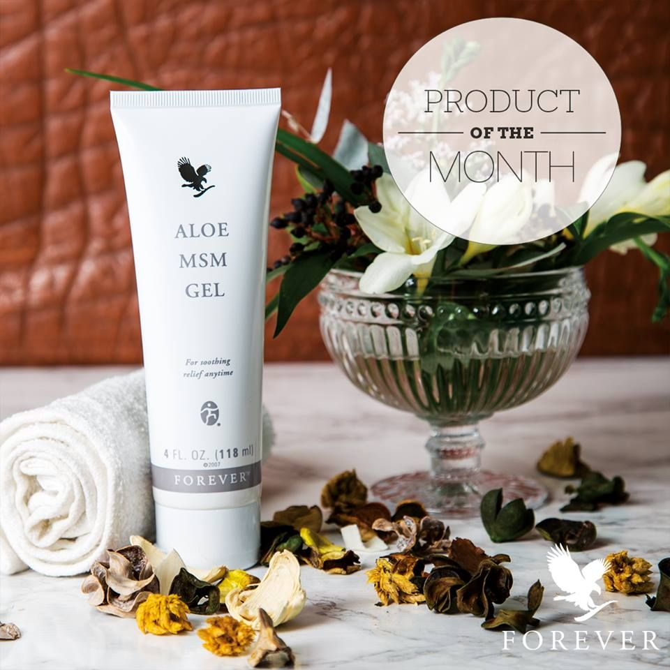 Your Skin Needs Some Extra Love And Attention Sometimes Aloe Msm Gel Is A Massage Gel With S Forever Living Products Forever Living Aloe Vera Forever Products