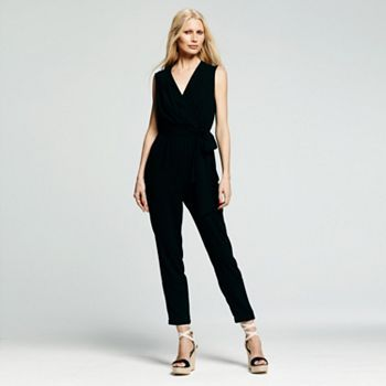 Peter Som for DesigNation Solid Tapered Jumpsuit - at Kohls!!!! I really dislike Kohls, but this is really cute