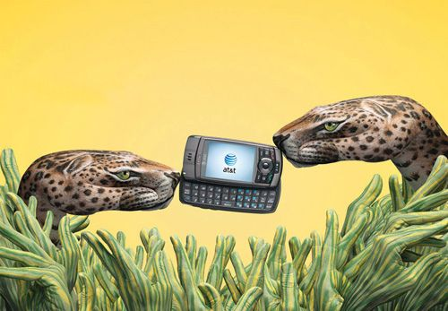 Unbelievable Hand Painting Ads by Guido Daniele | Abduzeedo Design Inspiration
